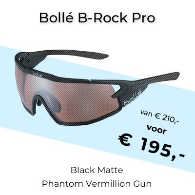 Bolle fietsbrillen B-rock pro