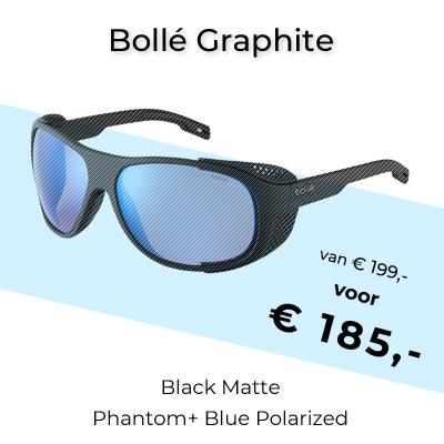 Bolle fietsbril Graphite