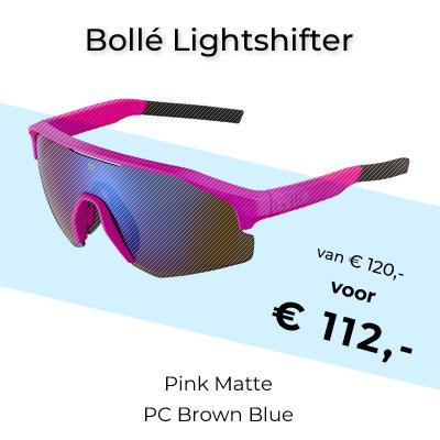 Bolle fietsbril lightshifter